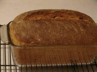 flaxseed loaf bread