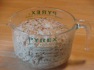 seed dough