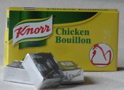 chicken bouillon cubes