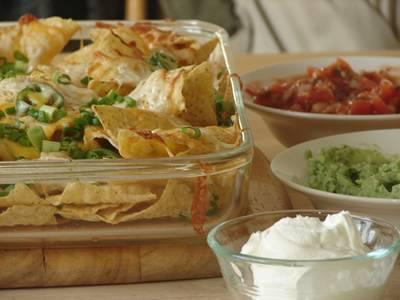 classic nachos