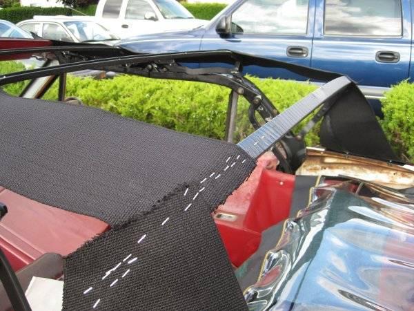 convertible sail pads