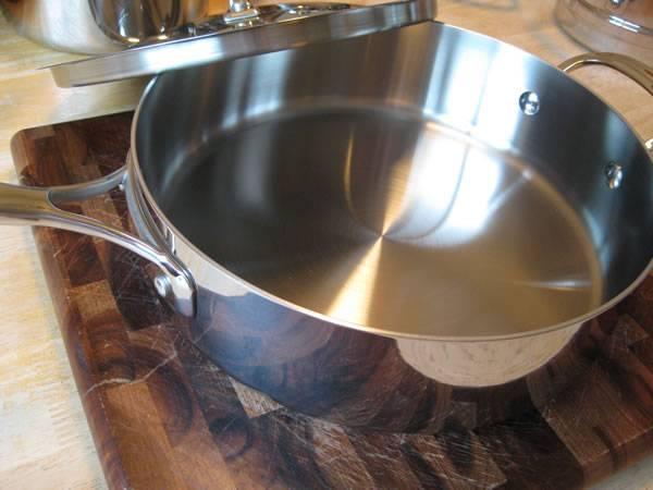 kirkland 4 quart sauce pan