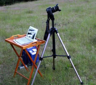 time lapse tripod canon eos