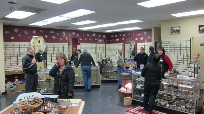 Neukomm rock and gem shop opens in corvallis corvallis for University honda corvallis or