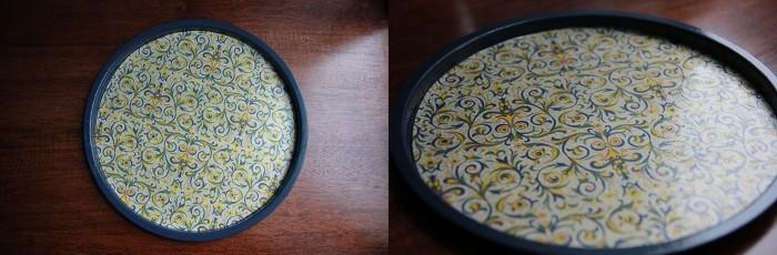 Reader SpaceMetal Tray Transformation DIY