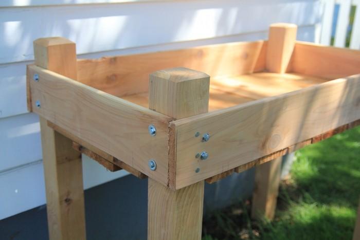12 raised garden bed tutorials 12 diy raised garden bed
