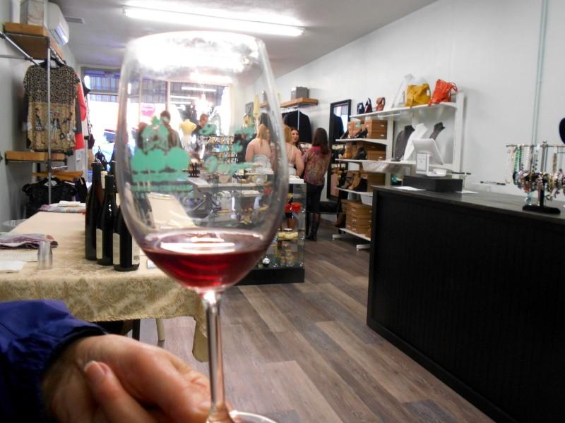 wine & walk