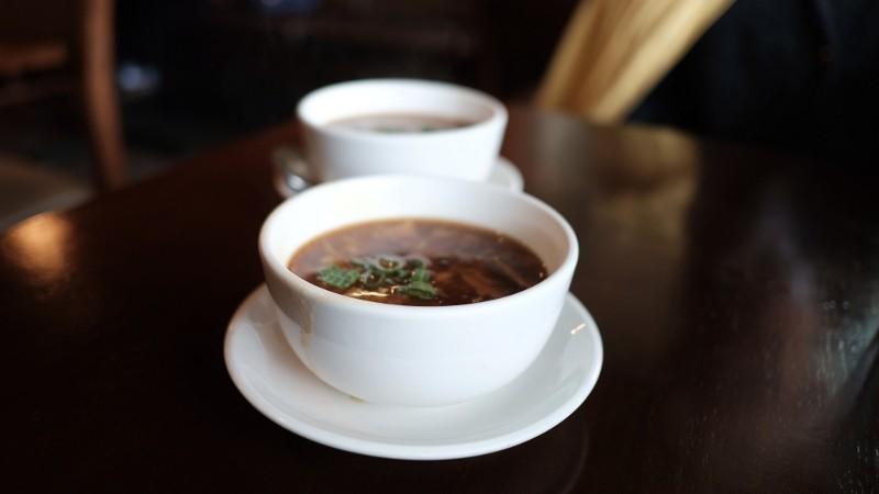 sweet & sour soup