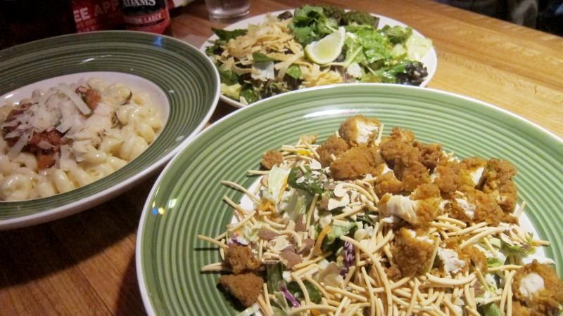 pasta & salads