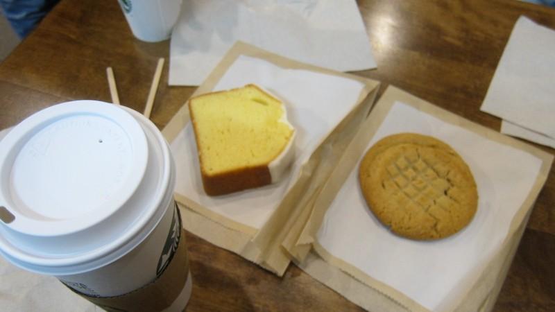 coffee & dessert