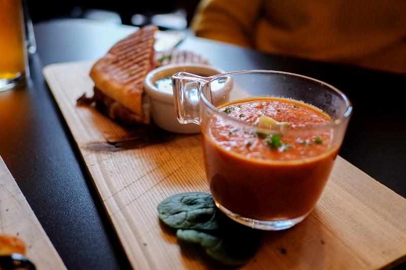 soup & sandwich