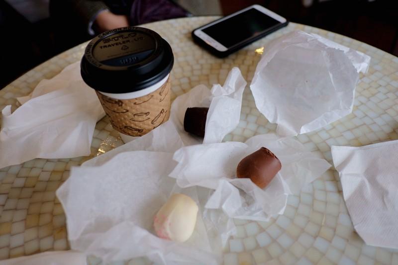 coffee & truffles