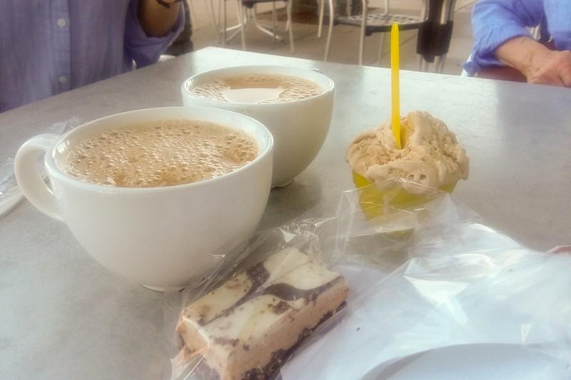 coffee, cake & gelato