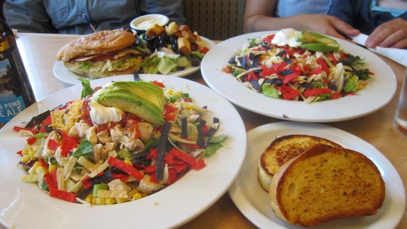 sandwich & salads