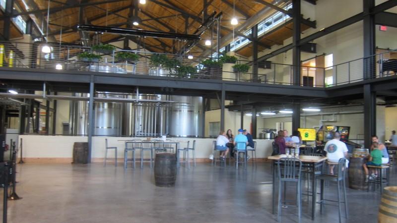 Hardwood Brewery