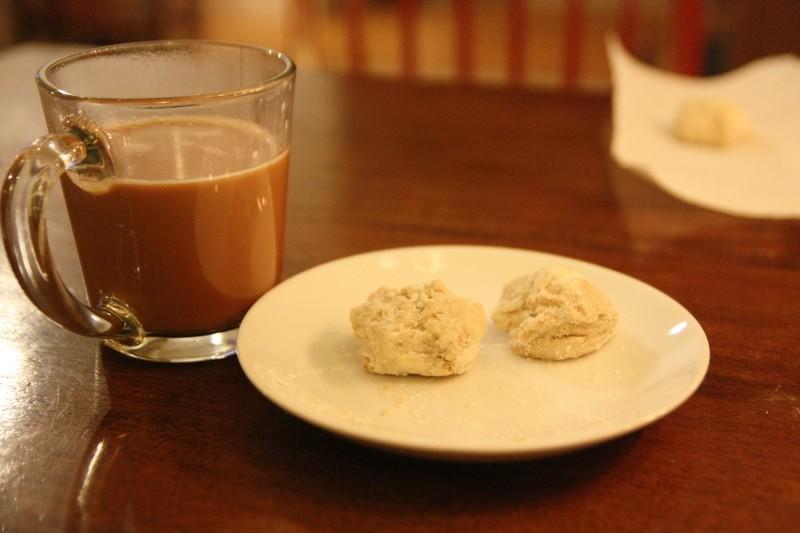coffee & cookie
