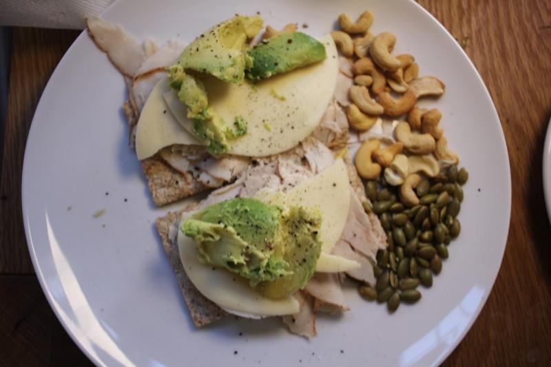 turkey & cheese