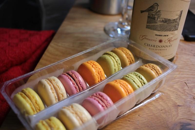 cookies & wine