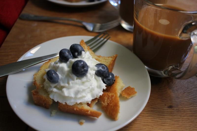 cake & coffee